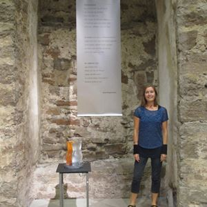 Bild på Glas och poesi, Borgholms slott