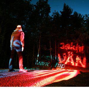 Bild på Kalmar ljusfestival 2007
