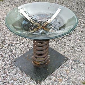 Bild på Äventyrsbad för gråsparvar