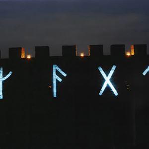 Bild på Konstnatten 2000, Eketorps borg