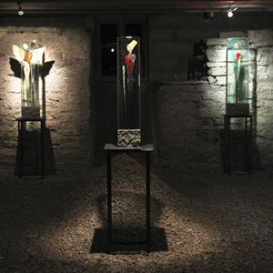 Bild på Ateljé källare, Konstnatt